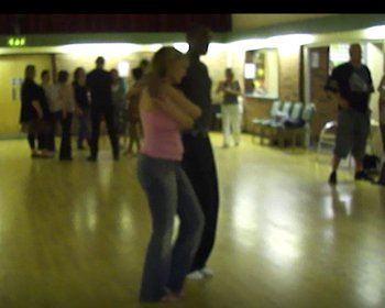 Advanced Salsa - Video Sample 2